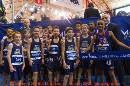 NYRR Millrose Games at The Armory (2.11.17)